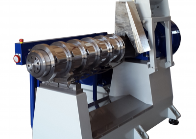 SX150 single screw extruder